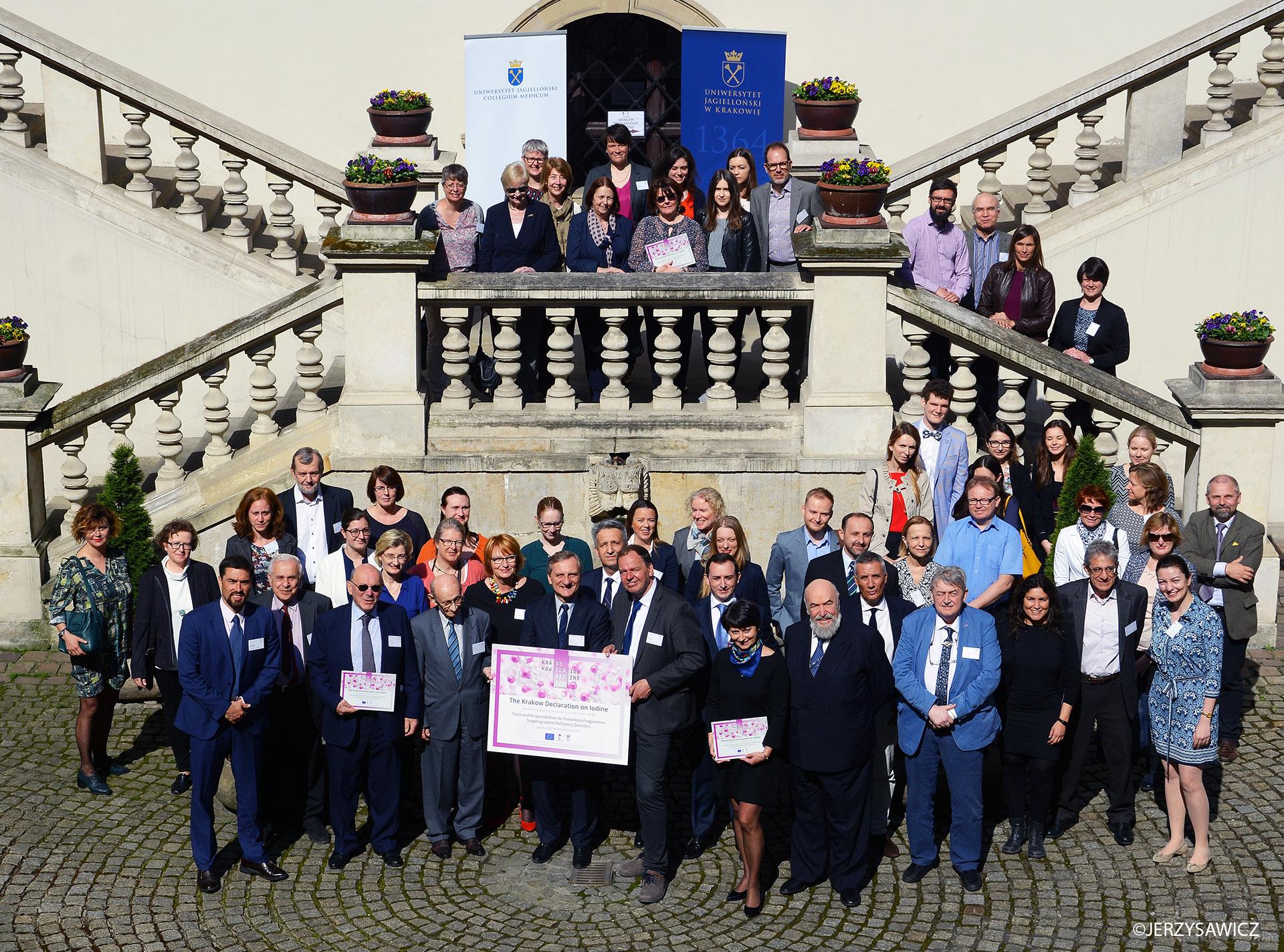 Krakow Declaration on Iodine presentation meeting
